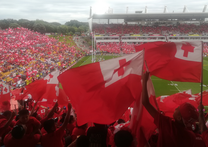 Tongan RL