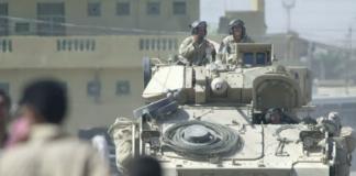 US military juggernaut