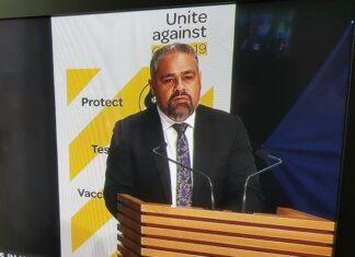 NZ Associate Health Minister Peeni Henare