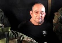 "Captured - Dairo Antonio Úsuga (""Otoniel"")"