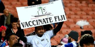 Fiji vaccine rollout
