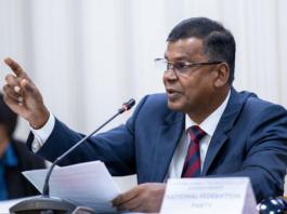 NFP's Dr Biman Prasad