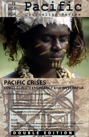 Pacific Journalism Review 27 (1&2) 2021