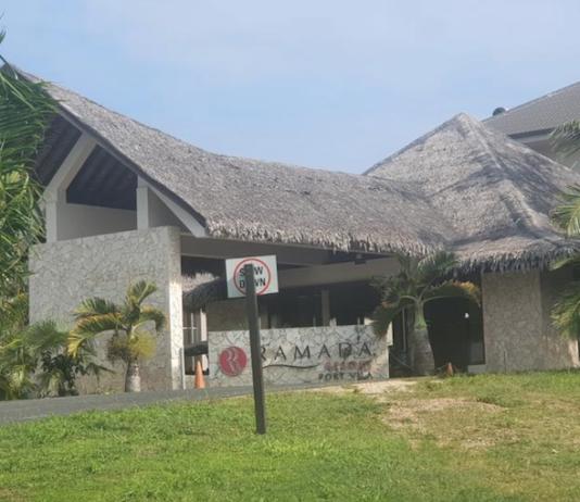 Ramada Hotel in Port Vila