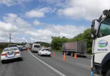 Te Hana checkpoint