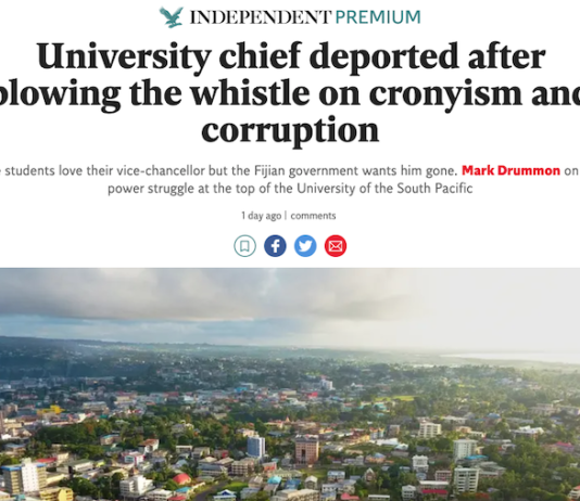 The Independent on USP
